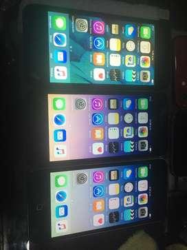 Ipod touch 5 y 6 libres de icloud desde 290