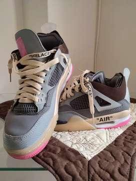Zapato deportivo jordan unisexo #39