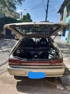 Mazda cupe