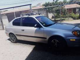 Vendo o cambio hunday accent 2004
