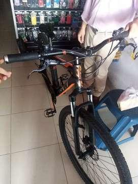 Vendo hermosa Bicicleta Rin 29