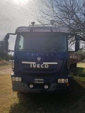 Vendo Camion Iveco Tector 2014