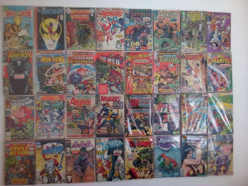 Marvel Y Dc Comics 1960s Y 70s 0