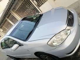 Vendo Toyota Corolla TM 2007 Matriculado 2020