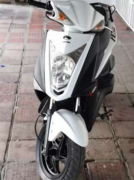Moto kimco fly 2014