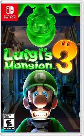Luigi mansión 3