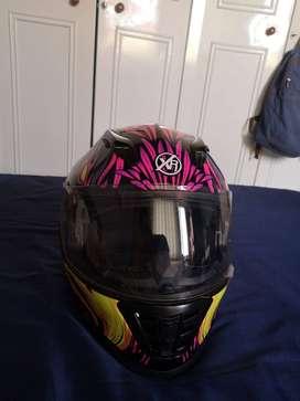 Casco para moto Xecuro XR999