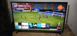Televisor smart Samsung de 43 pulgadas con tdt