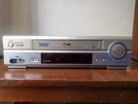 VHS LG video máster. #lg #vhs #video #reproductor #dvd #clásico #agujayvinilo