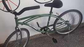 Bicicleta playera rod 24