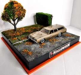 Dioramas, Maquetas En Miniatura. Personalizados