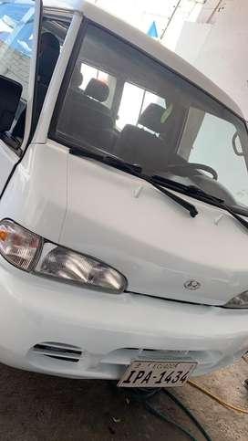 Hyundai año 2002 furgoneta