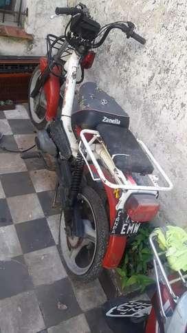 Zanella ciclomotor
