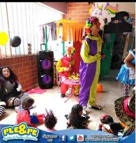 Fiestas infantiles / Recreación / Juegos, Bailes, Actividades / Diversión Para Los Niños