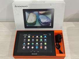"Tablet Lenovo s6000 16 gb 10"" sim, 2 camaras wifi bluettoh"
