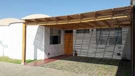 Hermosa casa en condominio Las Dunas- Ica