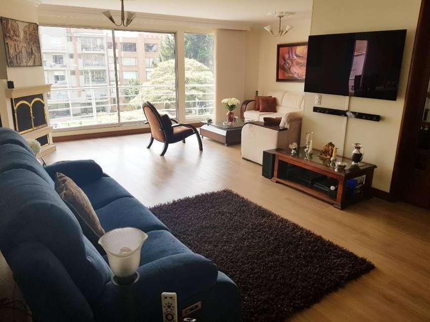 Hermoso Apartamento en el Norte de Bogotá (enorme depósito y parqueaderos) - EXTERIOR hermosa vista - Venta Directa 0
