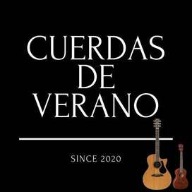 Taller de Guitarra acústica y Ukelele  al mejor precio !!