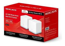 AC1200 Mecusys Halo S12 - whole home mesh wifi system