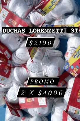 Ducha Lorenzetti $2100