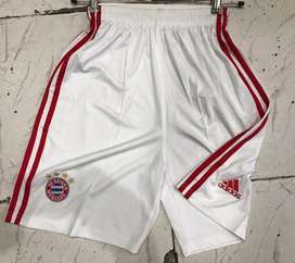 Short blanco bayer M L importado