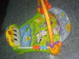 Isla infantil para bebes