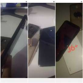 Vendo celular j 6 + liberado