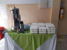 servicio greca - almuerzos