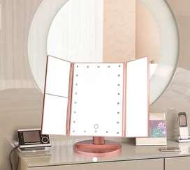 Espejo de tocador y maquillaje led ref 765
