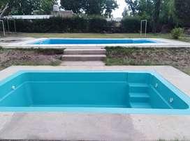 Cabañas con piscinas recomendadas