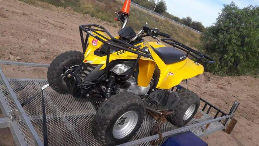 Cuatriciclo Can-am Ds 250 - Deportivo 0