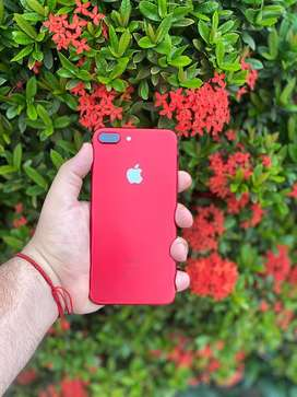 Iphone 7 plus red 256gb
