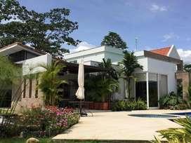Casa Campestre en Venta Villavicencio RESTREPO