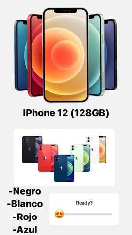 Iphone 12 (128gb) sellado