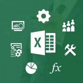 Clases de Excel - Asesoría trabajos
