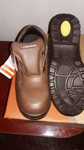 Calzado de seguridad con puntera dieléctrico N:41