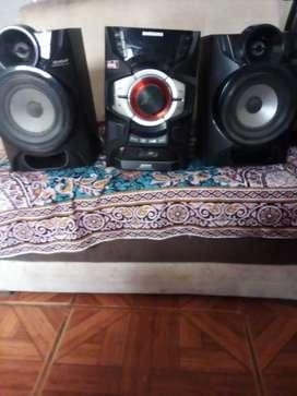 EQUIPO SAMSUNG 2000 WATS