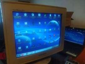 Monitor 14  Crt Samsung Syncmaster 591s