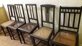 sillas de esterilla