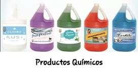 Productos Químicos para tu Hogar a Domicilio
