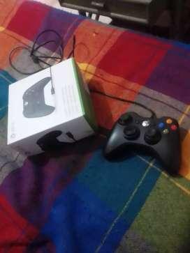 Vendo control tipo ecbox 360 para PC 30000 lo doy con cajita