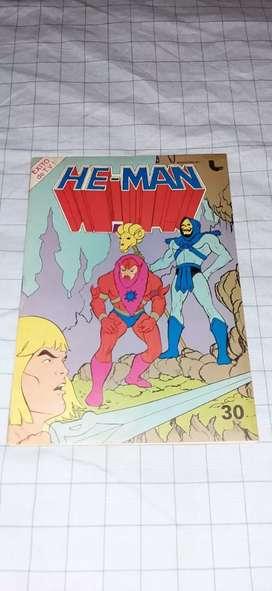 Comic He Man