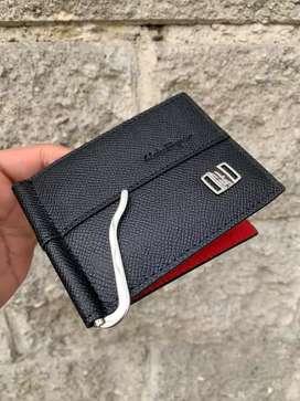 Billeteras pisa billetes Tarjeteros Montblanc Gucci Ferragamo