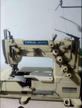 Máquina collarín industrial typical.buen estado