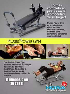 Remate maquina pilates power gym original