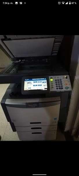 Fotocopiadora y escaneadora Toshiba