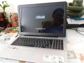 Portatil ASUS X555 AMD A10 - 12GB Ram  - 1TB HDD - T Video 2 GB