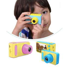 Camara Digital Fotográfica Y Videos Para Niños 12MP LCD 1080P