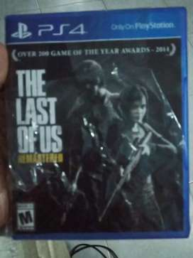 THE LAST UP US NUEVO PS4