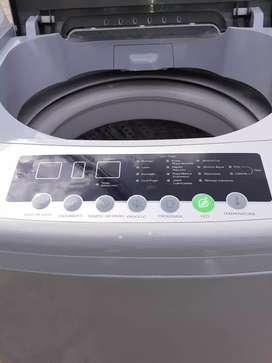 Excelente lavadora whirpool digital 26vlibras